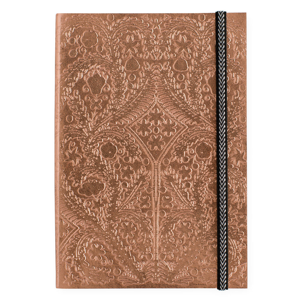 Christian Lacroix Paseo Copper Sunset Notebook | A5 or A6 A5 6 x 8""