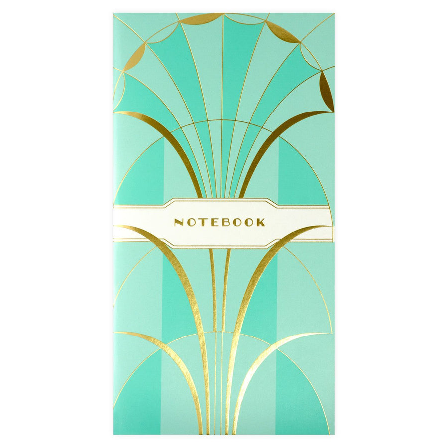 Chronicle Art Deco Notebook Collection - GREER Chicago Online Stationery Shop