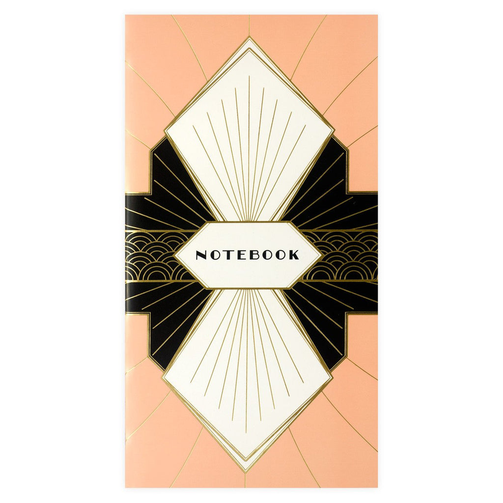 Art Deco Notebook Collection By Chronicle - 3