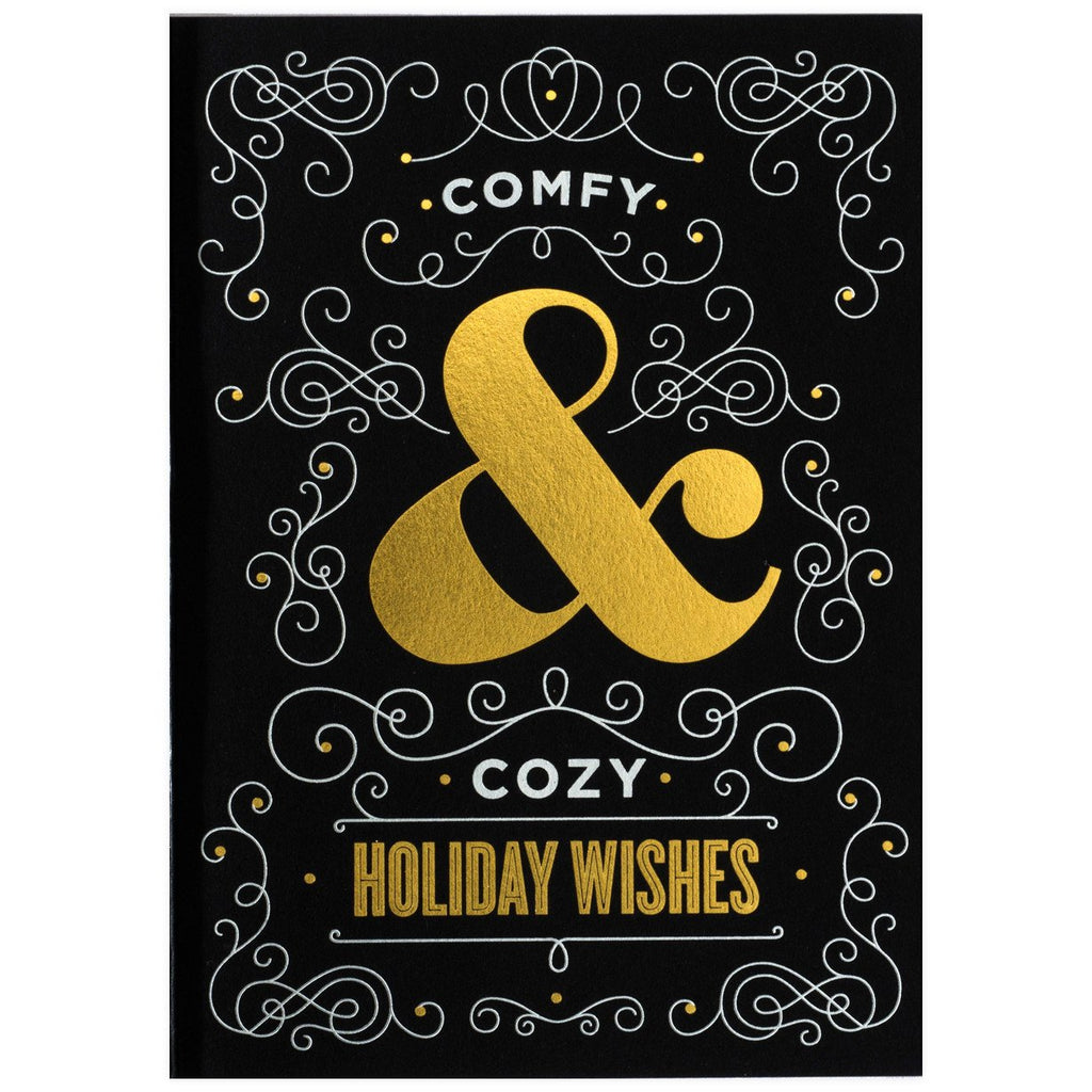Comfy & Cozy Boxed Holiday Cards By Elum - 1