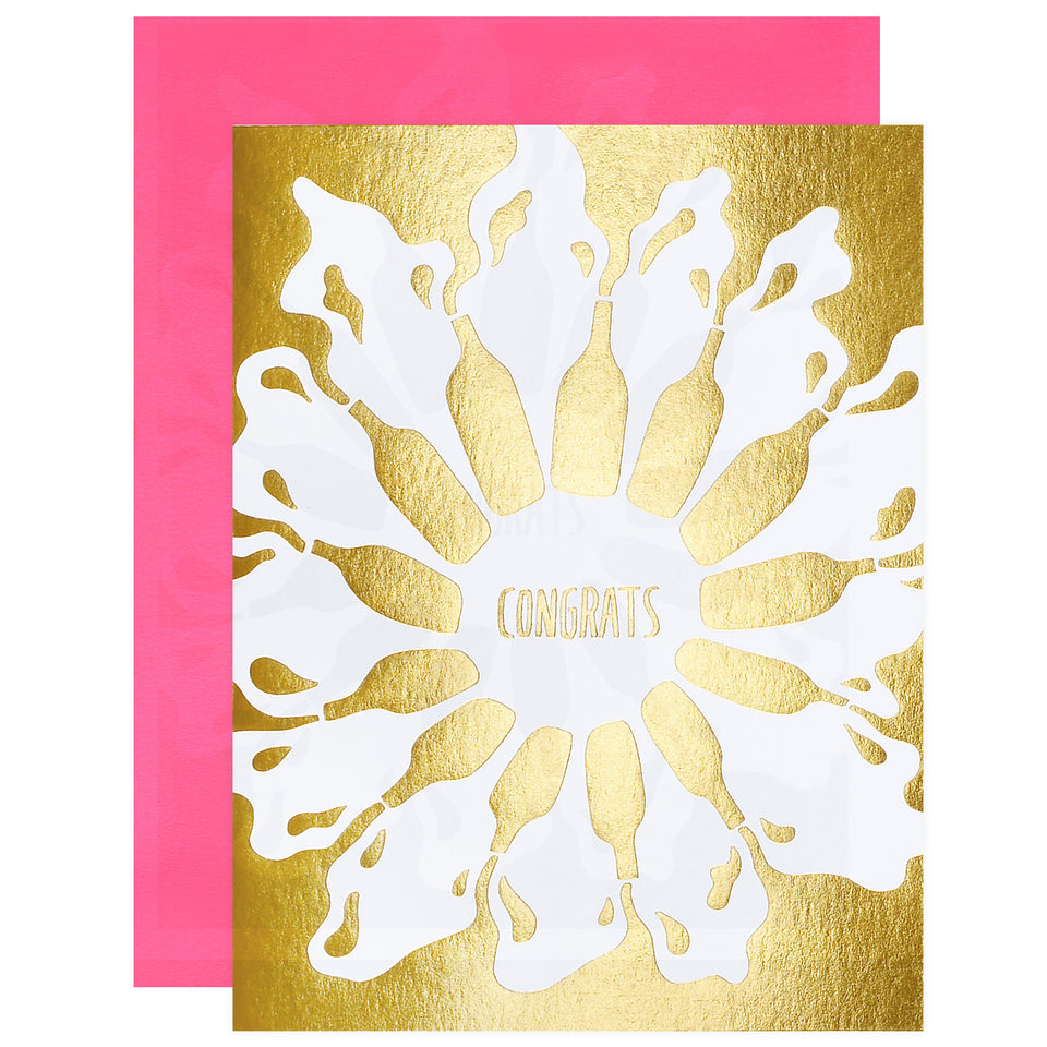 Ashkahn Congrats Greeting Card