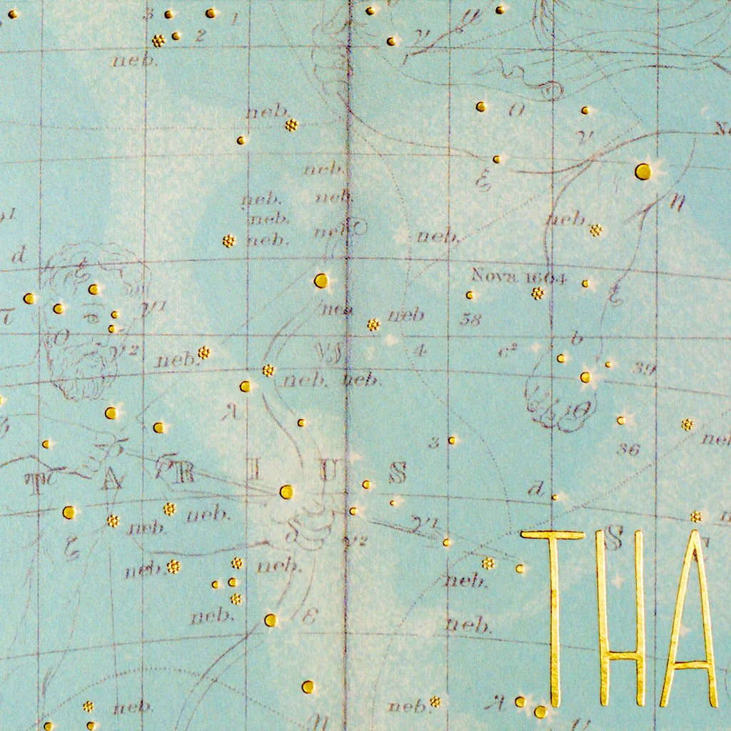 Constellation Thank You Boxed Cards By SMOCK - 3