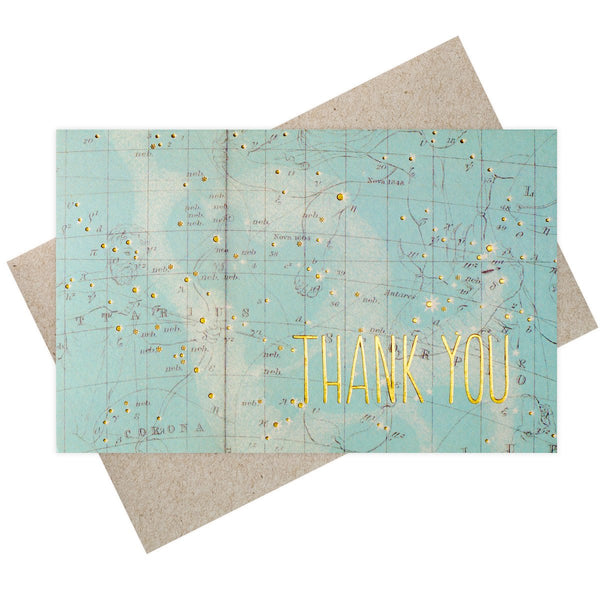 Constellation Thank You Boxed Cards By SMOCK - 1