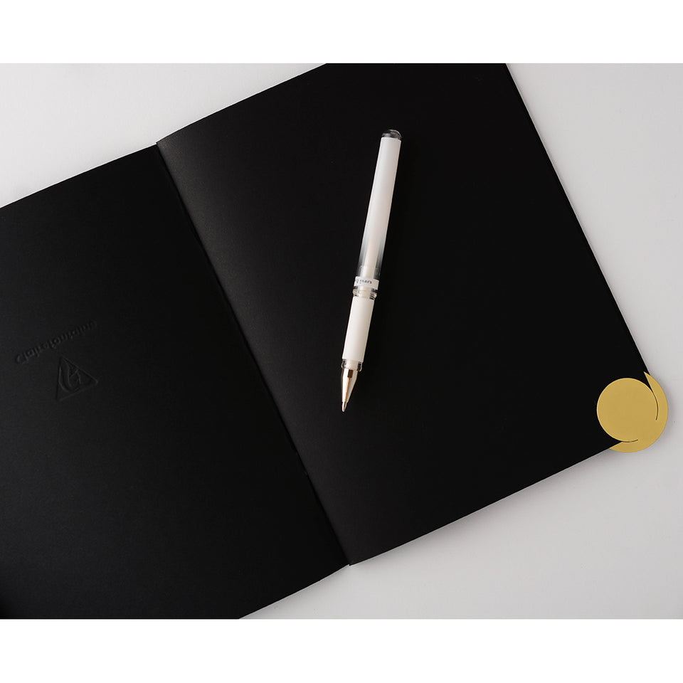 Clairefontaine Crok Sketch Notebook Black Pages