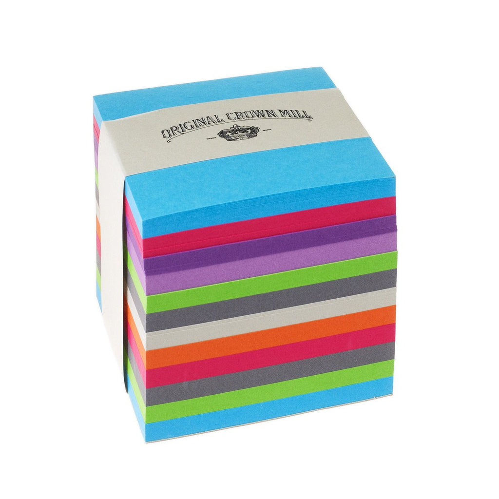 Color Note Block By Crown Mill - 2