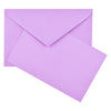 Crown Mill Color Vellum Flat Note Cards Boxed Lavender