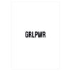 Cult Paper GrlPwr Greeting Card - GREER Chicago Online Stationery Shop