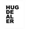 Cult Paper Hug Dealer Greeting Card