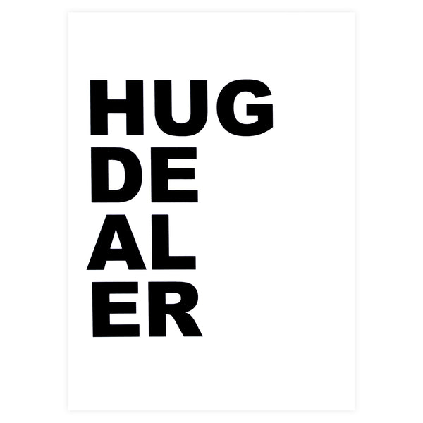 Cult Paper Hug Dealer Greeting Card - GREER Chicago Online Stationery Shop