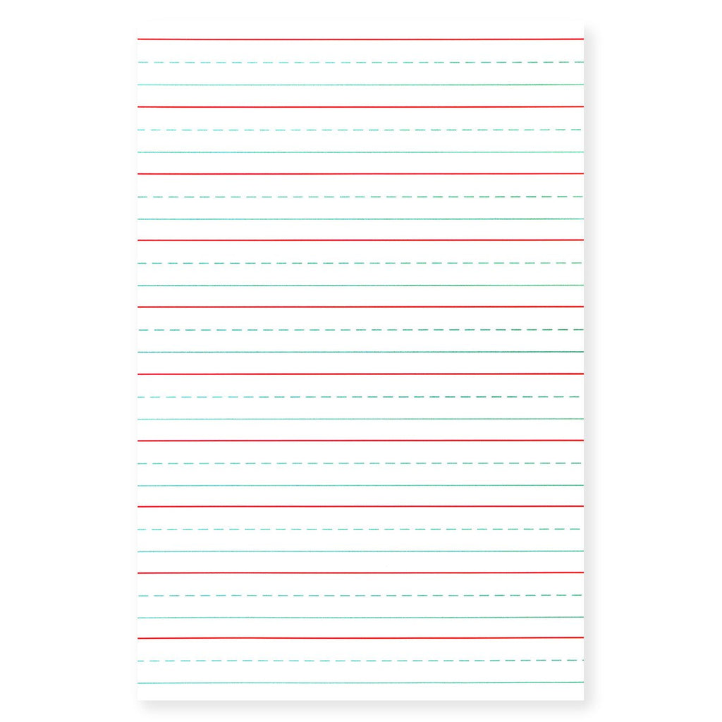 Practice Paper Notepad By Printerette Press