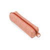Darling Clementine Canvas Pencil Case Rusty Red - GREER Chicago Online Stationery Shop