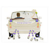 Dear Hancock Congrats Wedding Car Greeting Card - GREER Chicago Online Stationery Shop