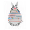 Dear Hancock Page Turner Birthday Bunny Greeting Card
