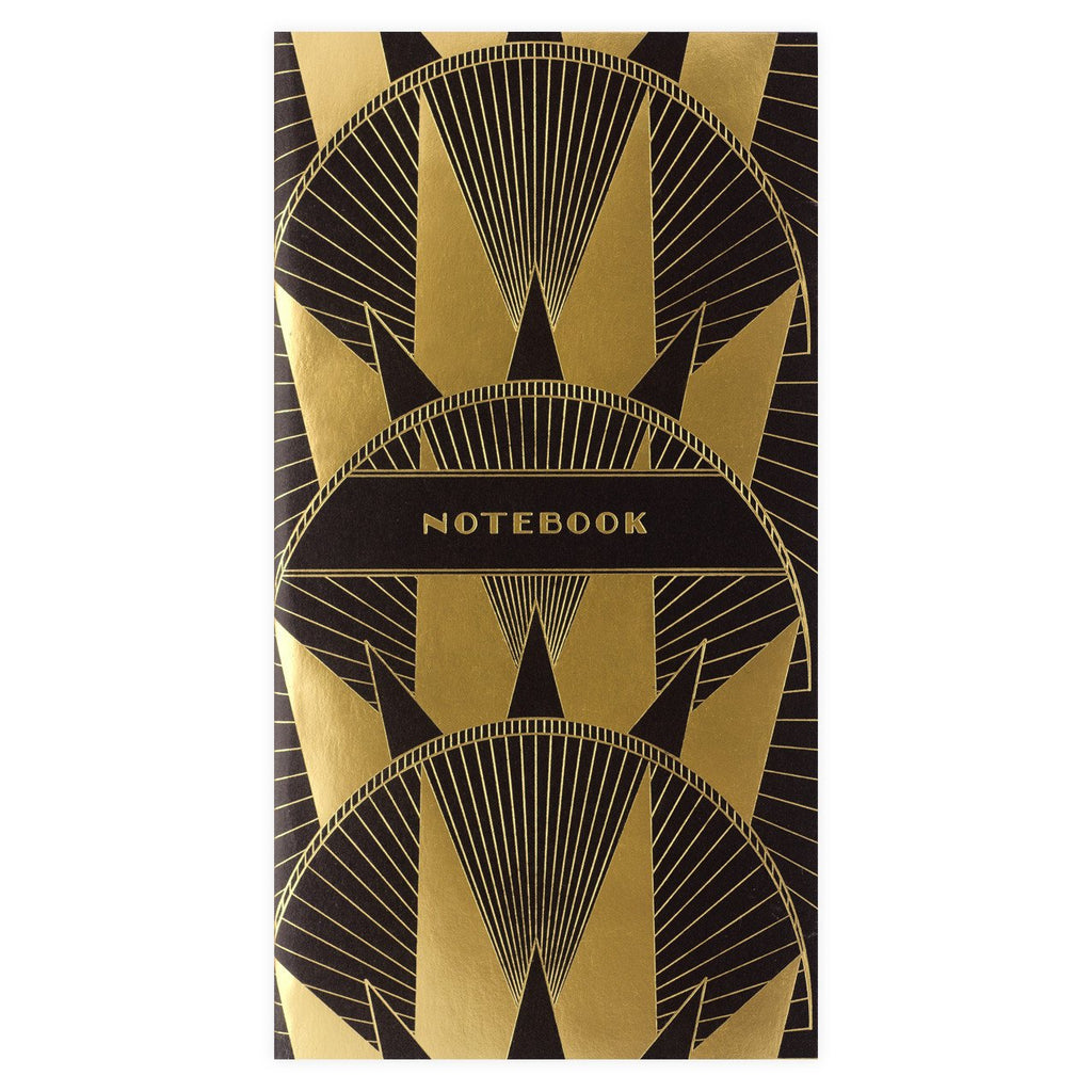 Art Deco Notebook Collection By Chronicle - 4