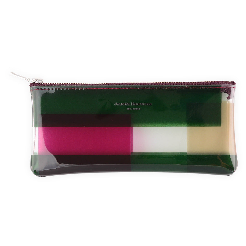 Delfonics Vitraux Pen Case Green