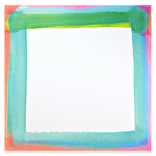 Color Frame Giant Notepad - GREER Chicago Online Stationery