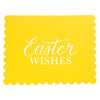 Sugar Paper LA Easter Wishes Card
