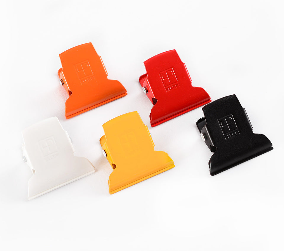 "Ellepi 2"" Clip in Five Colors"