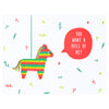 Elum Feisty Piñata Birthday Card - GREER Chicago Online Stationery Shop