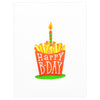 Elum French Fried Birthday Card - GREER Chicago Online Stationery Shop