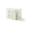Elum Rose Gold And Clear Push Pins - GREER Chicago Online Stationery Shop