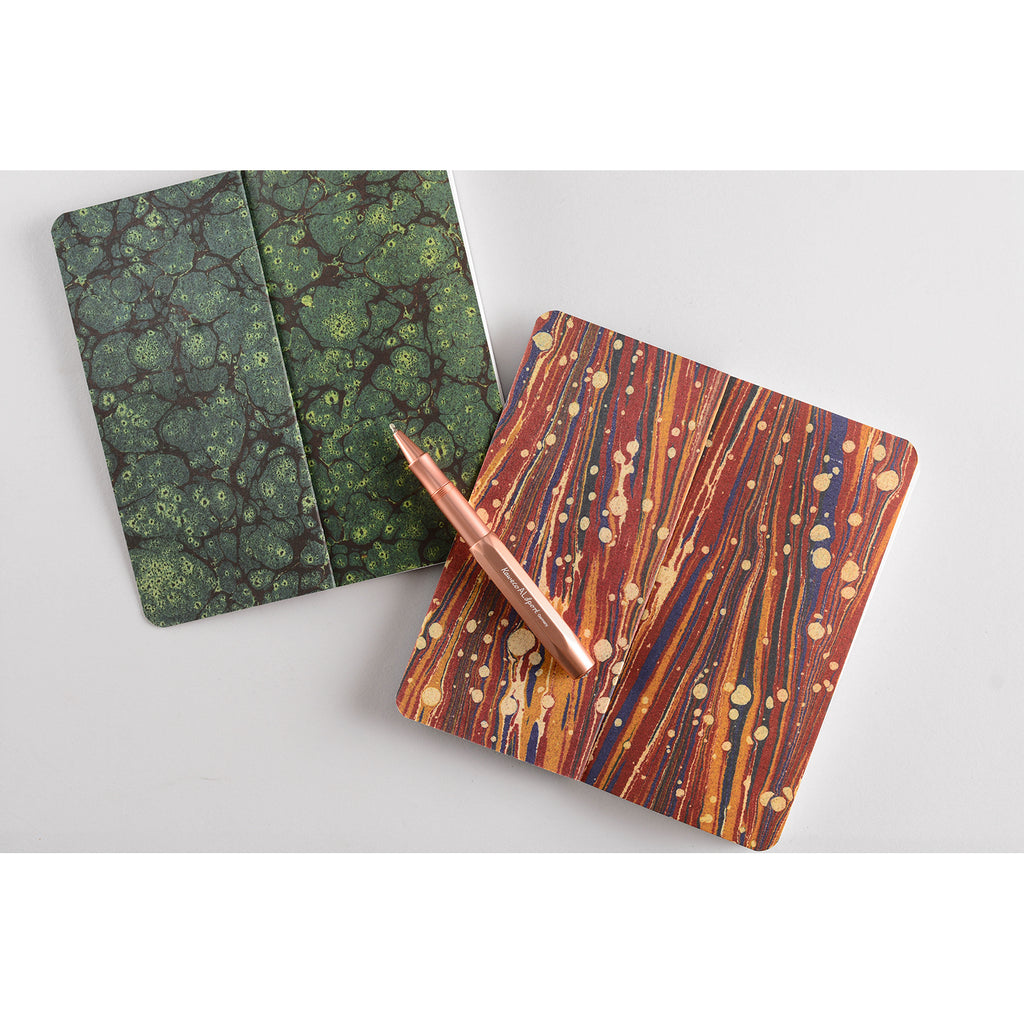 Field Notes End Papers Limited Edition Notebooks Set of 2