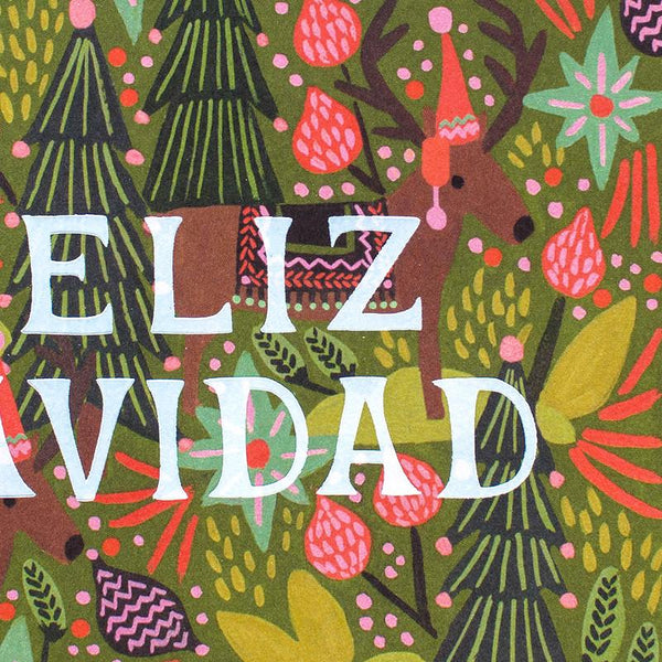 Rifle Paper Co. Feliz Navidad - GREER Chicago Online Stationery Shop