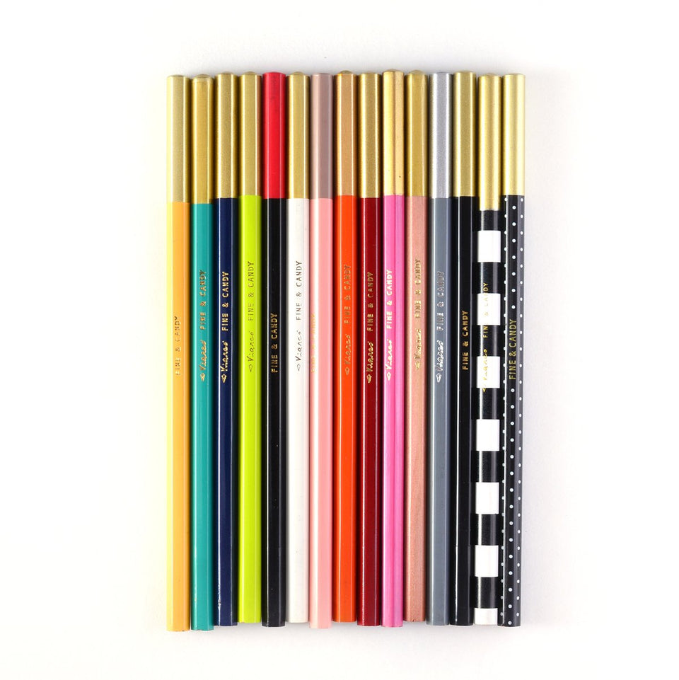 Fine & Candy Fine & Candy Graphite Pencils in 15 colorways