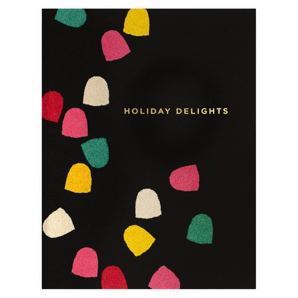 Snow & Graham Foil Gumdrops Boxed Holiday Cards - GREER Chicago Online Stationery Shop