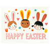Fugu Fugu Easter Bunny Ears Greeting Card - GREER Chicago Online Stationery Shop