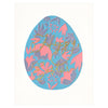 Fugu Fugu Faberge Egg Easter Greeting Card - GREER Chicago Online Stationery Shop