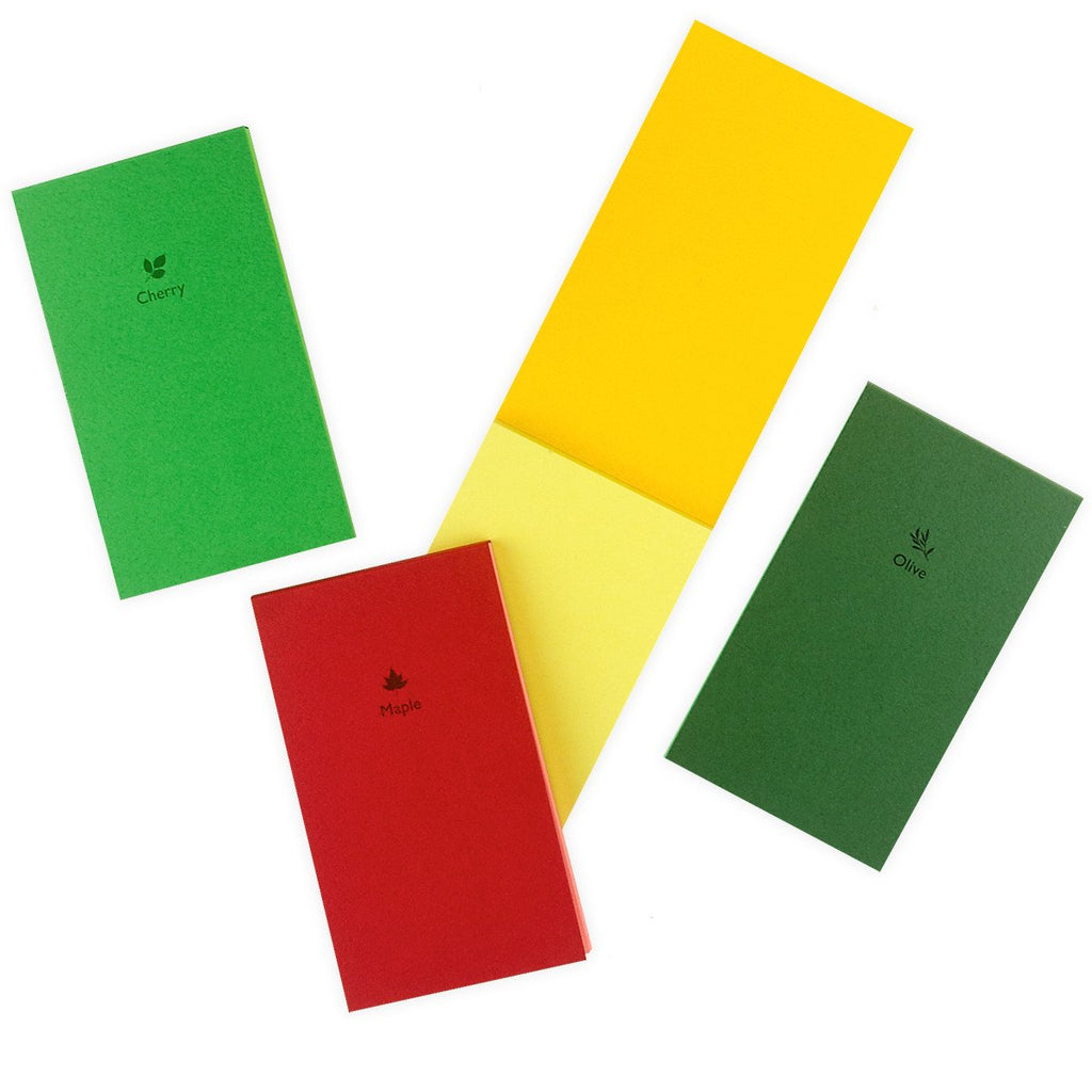 Seasonal Colors Memo Pad Set By Good Morning - 3