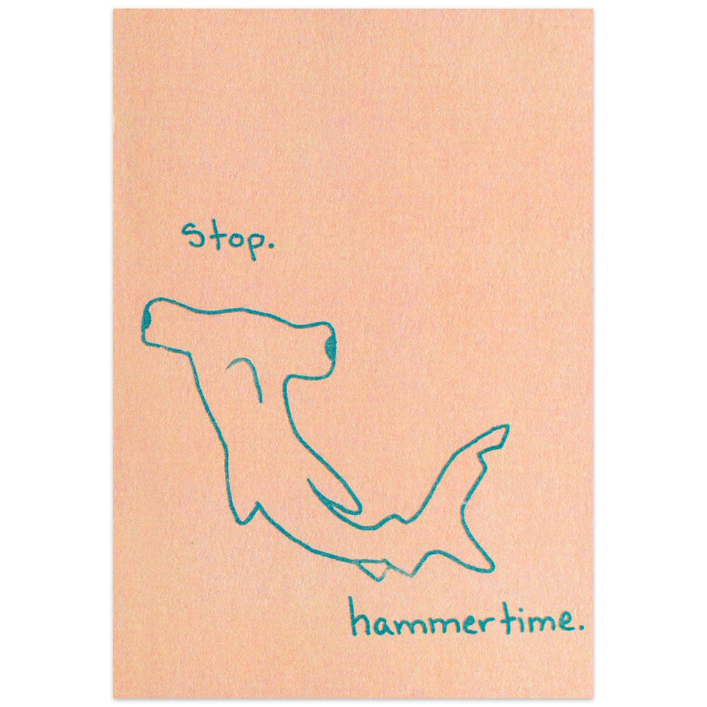Hammer Time - GREER Chicago Online Stationery