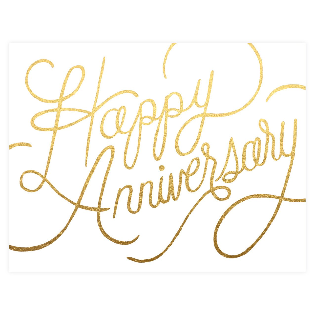 rifle paper co happy anniversary card greer chicago