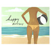 Idlewild Co. Happy Buff Day Birthday Card - GREER Chicago Online Stationery Shop