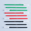 Hightide Classic Stick Striped Ballpoint | in three body/ink colors - GREER Chicago Online Stationery Shop