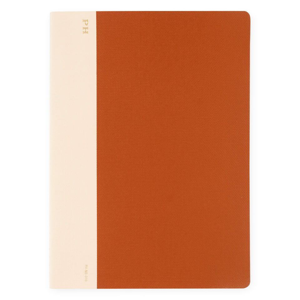 Hightide PH Cheesecloth Notebook Red | B6 or B5 B5