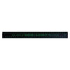 Hightide Penco Wooden Metric Rulers |  Various Colors Black