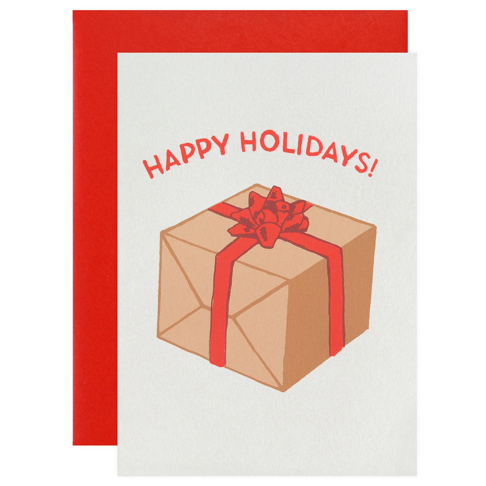 Gold Teeth Brooklyn Holiday Present Cards Boxed