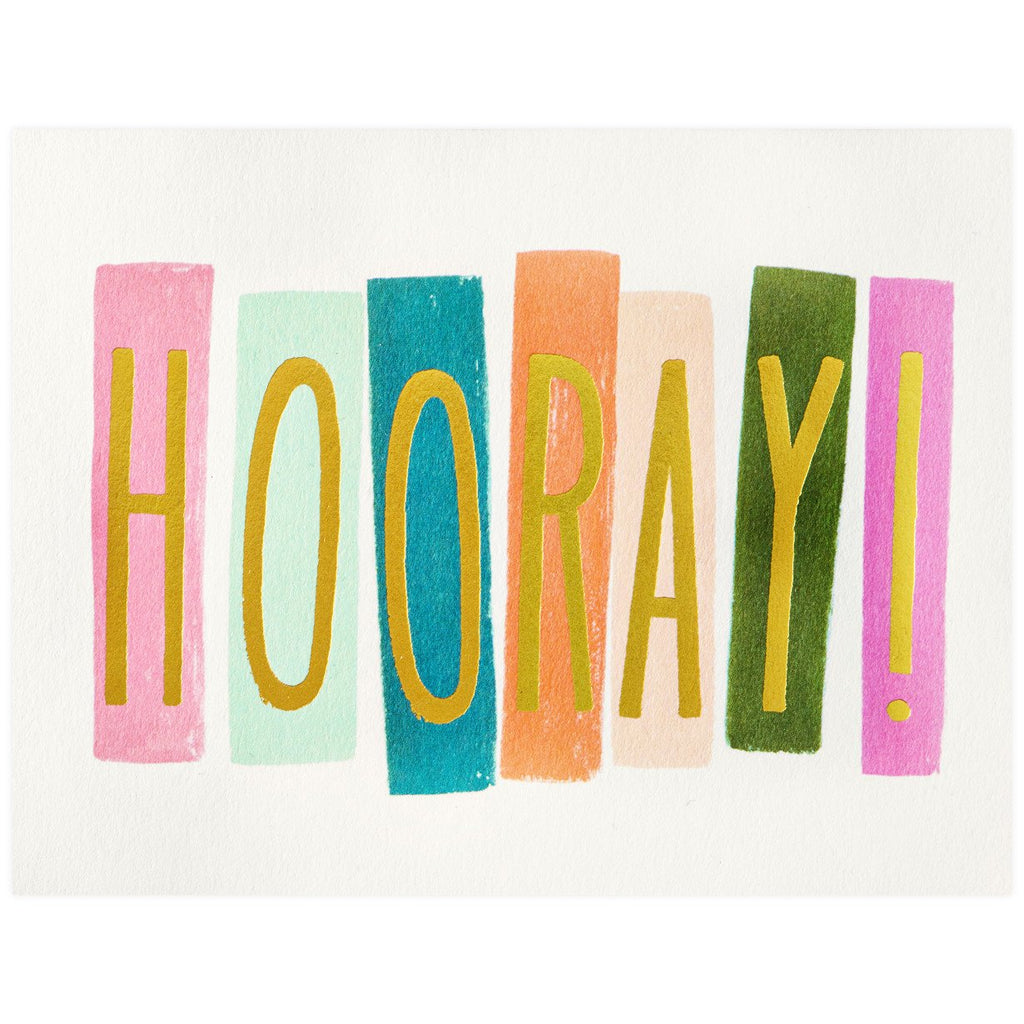 Hooray By Rifle Paper Co.