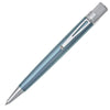 Retro 1951 Tornado Rollerball Ice Blue - GREER Chicago Online Stationery Shop