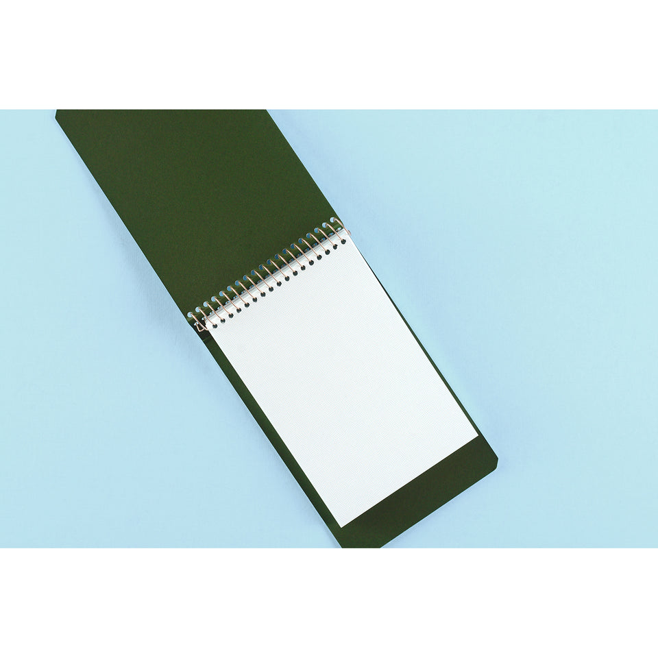 Postalco Ivory Notebook Pingraph A6