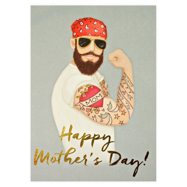 Paul Mother's Day Card - GREER Chicago Online Stationery