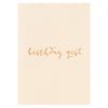 Katie Leamon Birthday Girl Greeting Card - GREER Chicago Online Stationery Shop