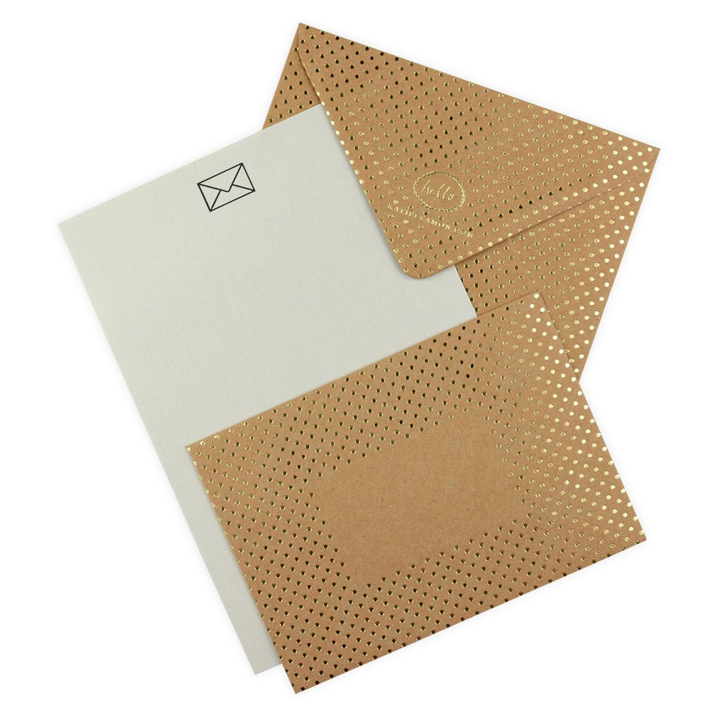 Envelope Stationery Set By Katie Leamon - 2