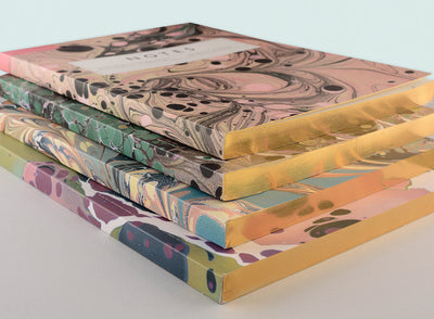 Katie Leamon Marble Article No. 03 Notebook Ruled