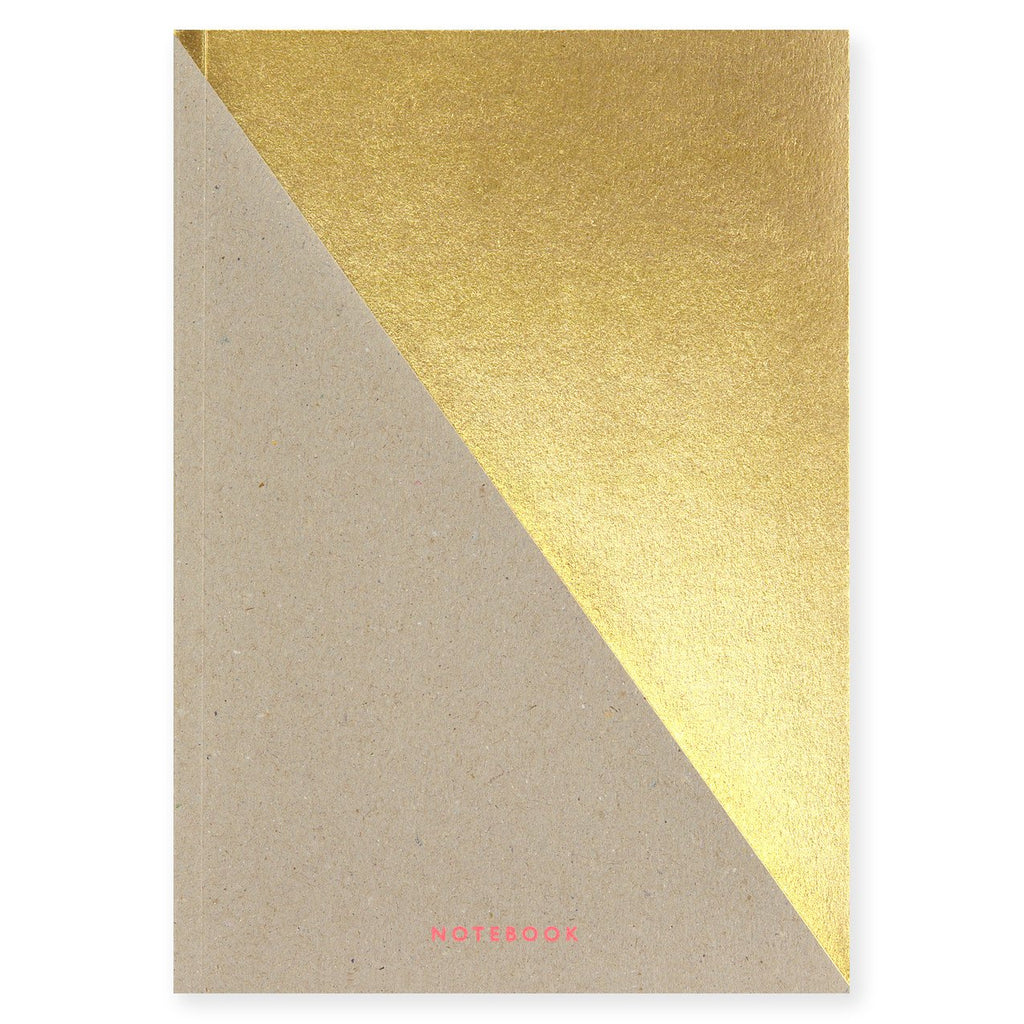 Katie Leamon Triangle Notebook