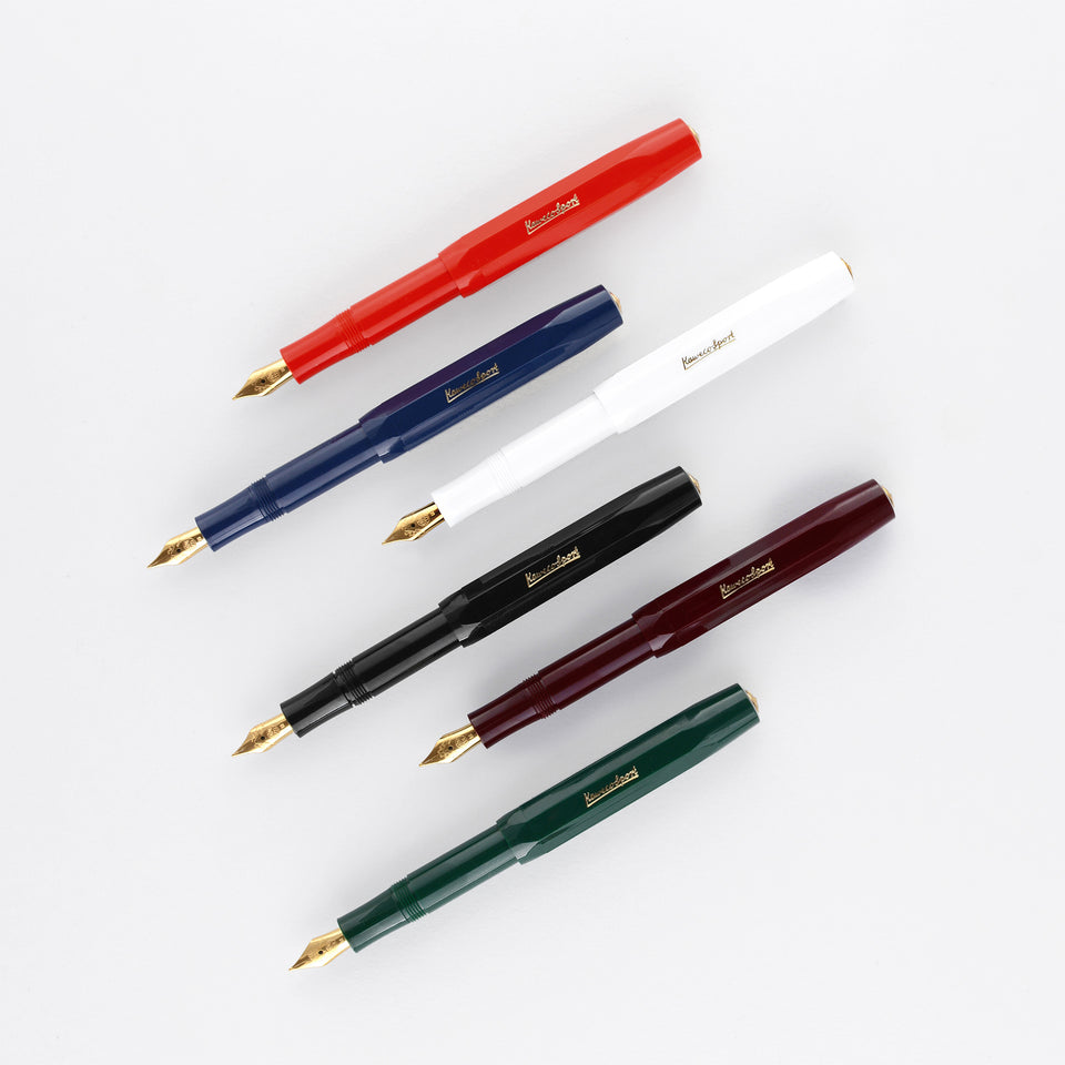 Kaweco Kaweco Classic Sport Fountain Pen Fine Or Medium Nib | 6 Colors