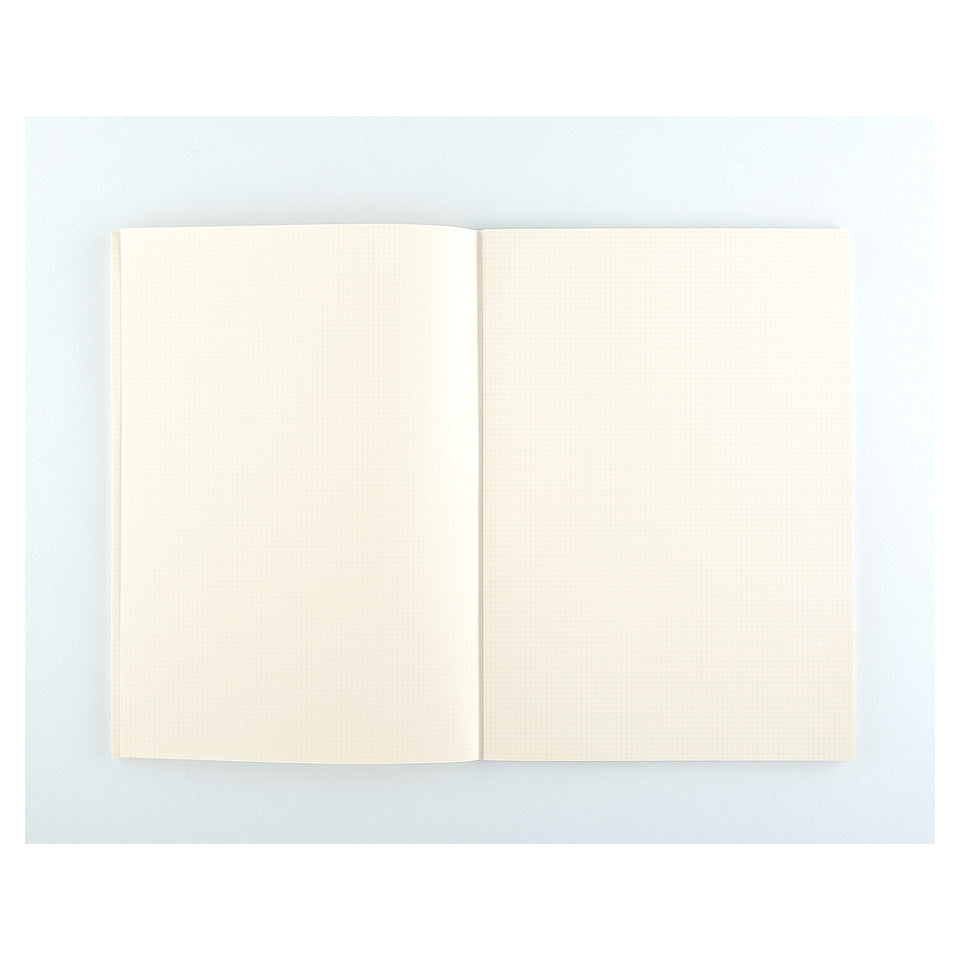 LIFE Kleid x LIFE Noble Note Notebook Olive Drab With Cream Pages