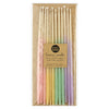 Knot & Bow Hand-Dipped Beeswax Birthday Candles Ombré - GREER Chicago Online Stationery Shop